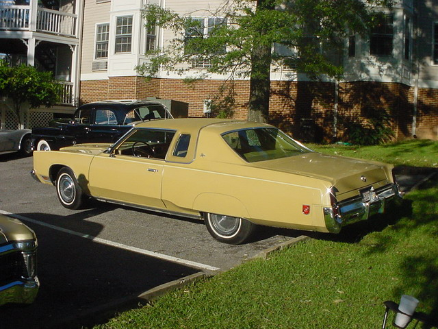 Chrysler Imperial Coupe