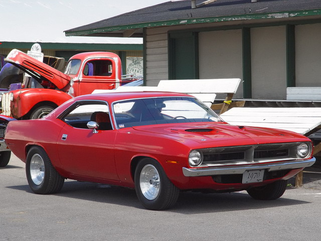 Chrysler Plymouth Barracuda