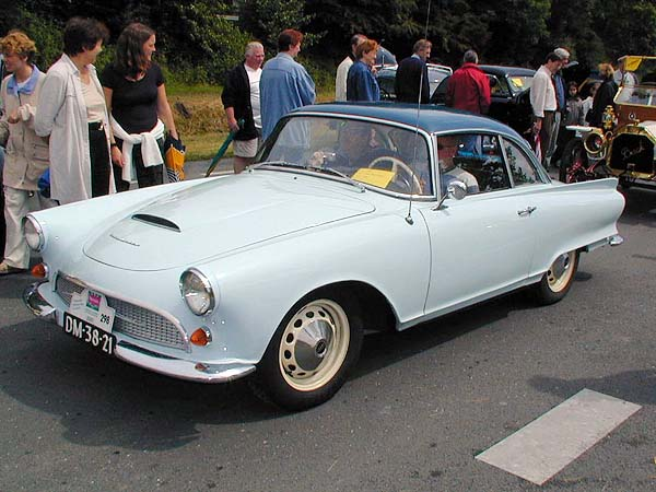 DKW 1000Sp Coupe