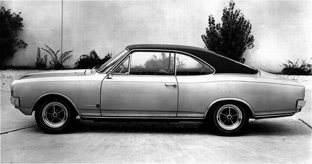 Opel Commodore coupe