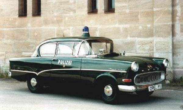 Opel Olympia coupe