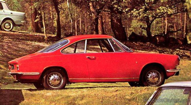 Simca 1000 coupe