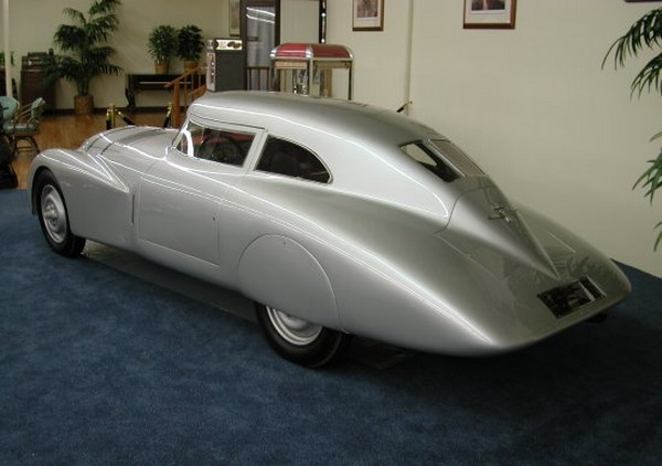 Adler Rennlimousine Competition Coupe
