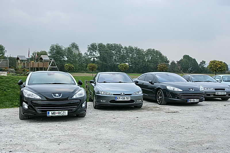 1.  Coupe Desire Meeting 2010