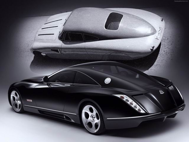 Maybach Exelero-3